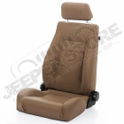 Ultra Seat, Front, Reclinable, Spice; 76-02 Jeep CJ/Wrangler YJ/TJ