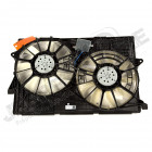 Engine Cooling Fan Assembly; 14-17 Jeep Cherokee KL, 2.4L/3.2L