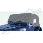 Deluxe Cab Cover; 76-06 Jeep CJ/Wrangler YJ/TJ