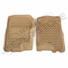 All Terrain Floor Liner, Front Pair, Tan; 97-03 Ford F150/SUV
