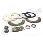 Axle King Pin Bearing Kit; 41-71 Willys/Ford/Jeep, for Dana 25/27