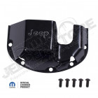 Skid Plate, Differential, Jeep logo, for Dana 30