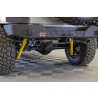 """Kit réhausse +4"""" (+10cm) renforcé Jeep Wrangler JK (+100kg avant et +300kg arrière)"""