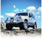 Pare chocs avant ARB avec porte treuil, Jeep Cherokee Liberty KJ