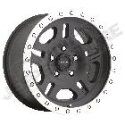 Jante aluminium Pro Comp Série 29 Machined Black 5x127 , 8.5x17 , ET: +6