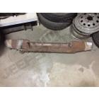 New Old Stock: Pare chocs avant acier avec porte treuil pour Jeep CJ7