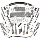 """Kit Réhausse Long Arm +4.5"""" (+11.43cm) Rough Country Jeep Cherokee XJ"""