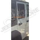 Occasion: Porte complète arrière droit blanche (phase 1) Jeep Wrangler JK