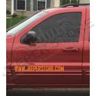 Occasion: Porte nue avant gauche (pour 4 portes) Jeep Grand Cherokee WJ, WG