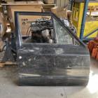 Occasion : Porte avant droite noir pour Jeep Cherokee XJ (1984-1996)