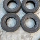 Occasion : Lot 4 pneus Cooper ST Maxx 285/70R17 (compatibilité : voir description)