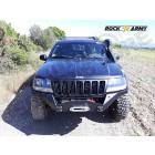 Pare chocs avant acier avec porte treuil (modèle XT) Rock Army Jeep Grand Cherokee WJ, WG
