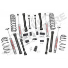 """kit réhausse 4"""" Rough Country Jeep Grand Cherokee ZJ, ZG"""