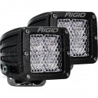 Lampe LED anti brouillard D-Series carré universel (12 volts) 30 watts , 3168 lumens
