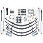 """Kit réhausse de suspension +4"""" (+10cm) Rubicon Express pour Jeep Wrangler YJ"""