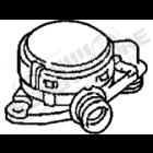 Reniflard moteur (valve PCV) pour 3.0L CRD Jeep Grand Cherokee WH, WK