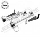 Kit biellettes de barre stabilisatrice avant déconnectable (rehausse 5cm à 7.5cm, soit de 2'' à 3'') Jeep Wrangler TJ