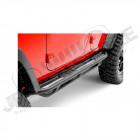 Kit de marche pieds noir pour Jeep Wrangler JL Unlimited (4 portes)