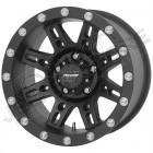 Jante alu Procomp Serie 31 noir satin - 9x17 - 5x127 - ET: -6