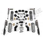 """Kit réhausse de suspension 4"""" Teraflex Sport ST avec amortisseurs Falcon 3.3 Jeep Wrangler JL Unlimited (4 portes)"""
