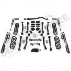 """Kit réhausse de suspension 2.5"""" Teraflex Sport CT2 avec amortisseurs Falcon SP2 3.1 Jeep Wrangler JL Unlimited (4 portes)"""