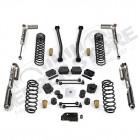 """Kit réhausse de suspension 2.5"""" Teraflex Sport ST2 avec amortisseurs Falcom 3.3 Jeep Wrangler JL Unlimited (4 portes)"""