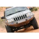 Pare chocs avant Ice Land Offroad en polyester Jeep Grand Cherokee WJ, WG