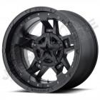 Jante aluminium noir mat RockStar XD827 RSIII - 5x127 - 9x18 - ET: 0