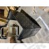 Coffre rangement universel en acier (Instatrunk) pour Jeep (90x72x36cm)