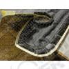 """New Old Stock: Bache Couvre plateau arrière Kayline """" duster """" (couleur: Noir simili cuir) pour Jeep Wrangler YJ"""
