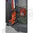 Fixation (support) de cric Hi Lift pour Jeep Wrangler JK