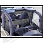 Windjammer, Couleur: Gris, Jeep CJ7, Wrangler YJ