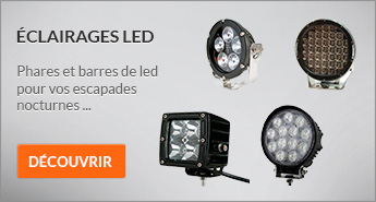 Eclairages LED