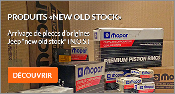 NOS : New Old Stock