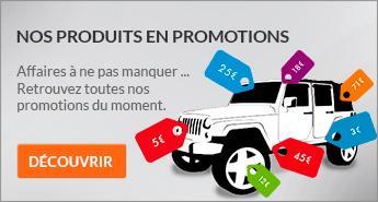 Promotions sur nos produits Jeep