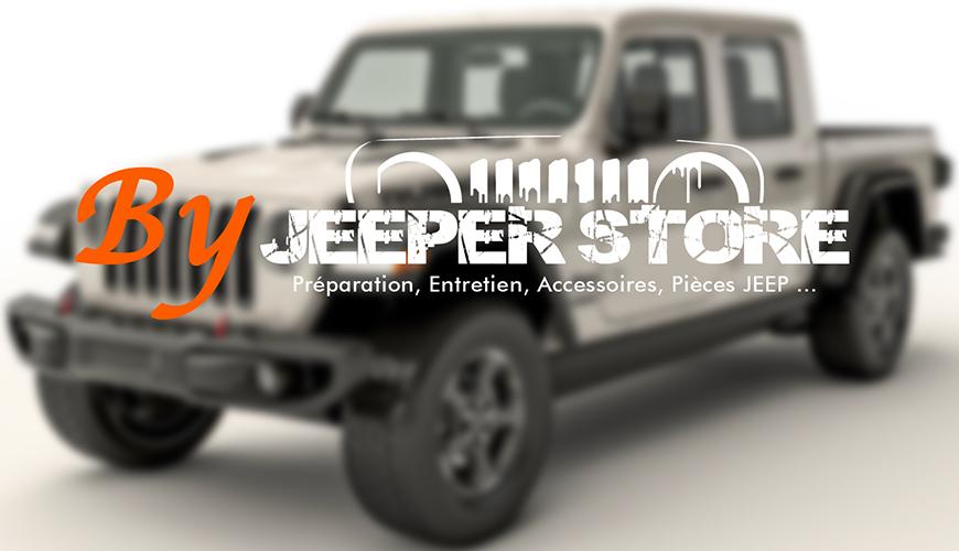 Jeeper Store, Concessionnaire Jeep Gladiator Rubicon - Vous pouvez désormais acheter le Jeep Gladiator en France en contactant notre service commercial. Nous distribuons exclusivement les versions Rubicon toutes options afin de satisfaire pleinement tous nos clients.