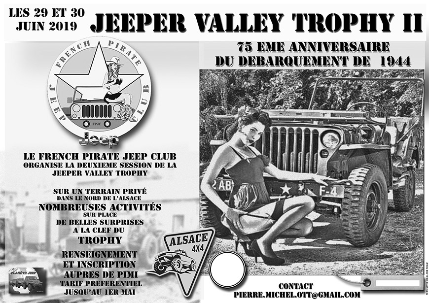 Jeeper Valley Trophy II