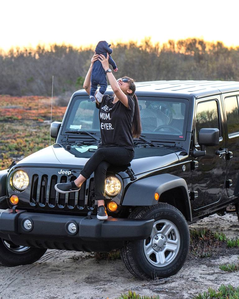 On fête les Mamans : Be a Jeep Girl, Be a Mom, Be a Jeep Mom !