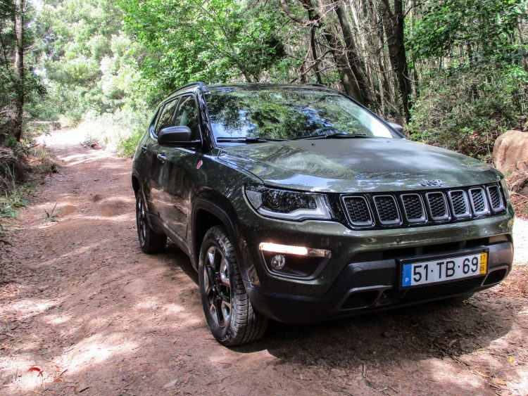 Le grand retour du Jeep Compass !!