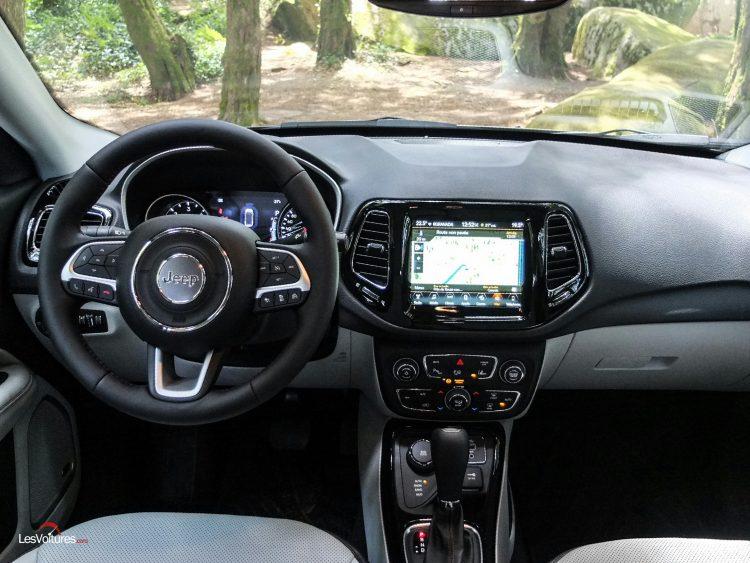 Le nouveau Jeep Compass 2017 arrive en Juillet !