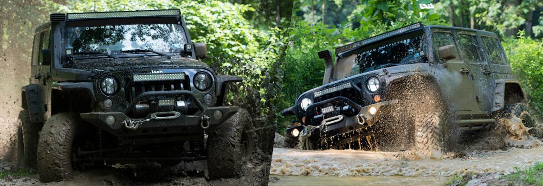 Faire du 4x4 en Martinique requière des pièces Jeep de grande qualité. Pièces Jeep et Accessoires Jeep Martinique - Expédition et Livraison Martinique