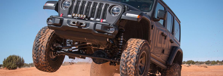 Préparateur Jeep France : Jeeper Store, un garage français spécialisé dans la préparation tout terrain depuis plus de 10 ans