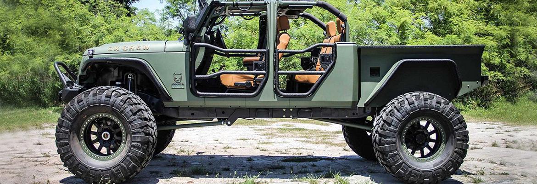 Préparateur Jeep France : Jeeper Store, un préparateur Jeep français spécialisé dans le tout-terrain