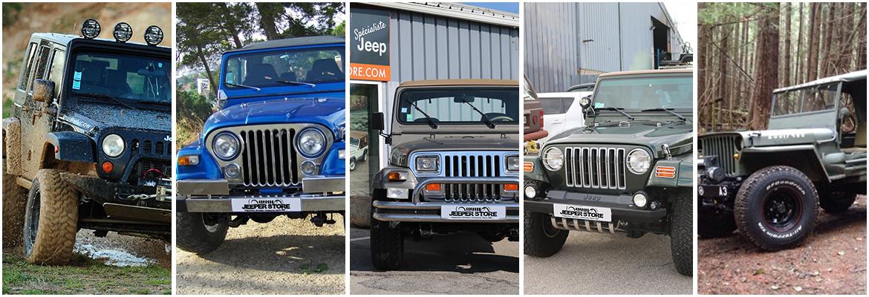 Meilleur préparateur Jeep professionnel ou Garagiste Jeep spécialisé