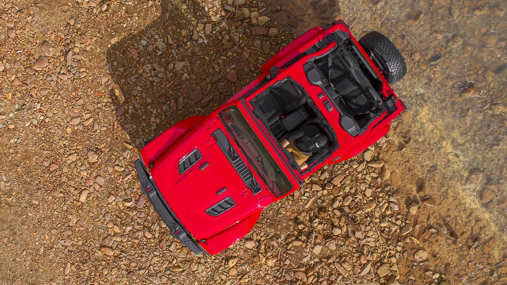 Jeep nous dévoilera plus de détails sur le nouveau Wrangler le 29 novembre, en marge de sa présentation en première mondiale au Salon de Los Angeles, qui se tiendra du 1er au 10 décembre 2017.