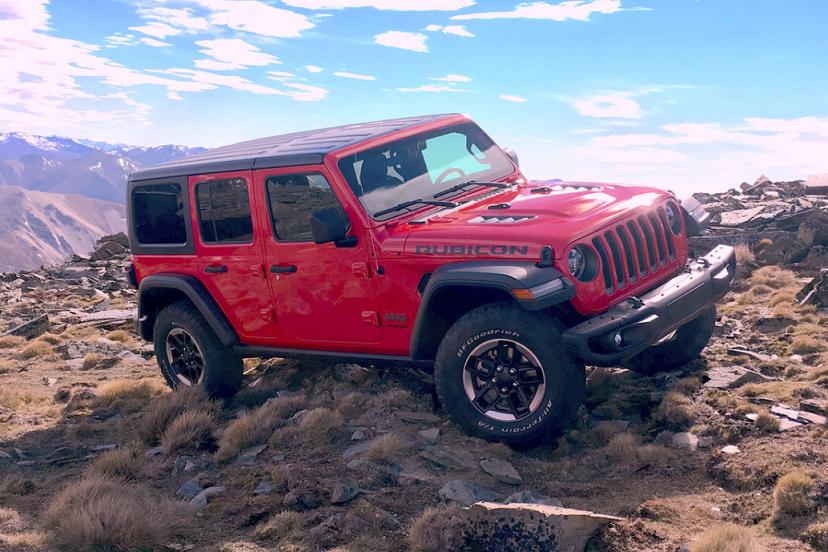 Jeep Jl Unlimited >> Blog - Nouvelle Jeep Wrangler JL pour 2018