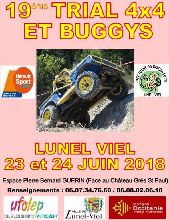 19eme Trial 4X4 Buggys