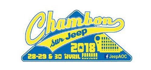 Chambon sur Jeep 2018, le 28, 29 et 30 avril 2018