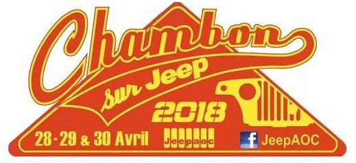 Le rassemblement de Jeeper de l'année en France à ne pas louper ! Chambon sur Jeep 2018.