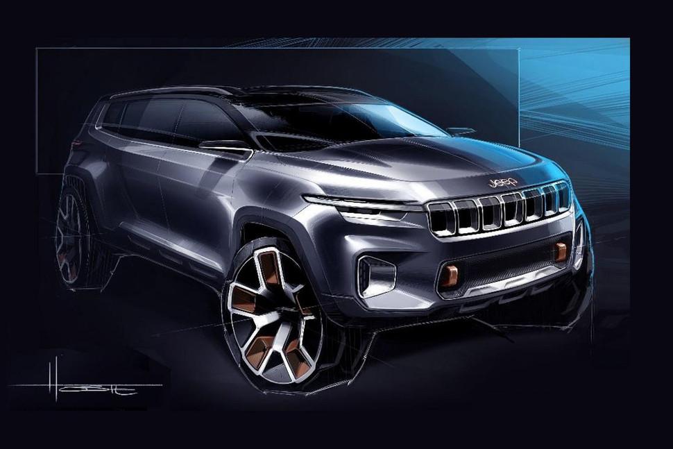concept car jeep